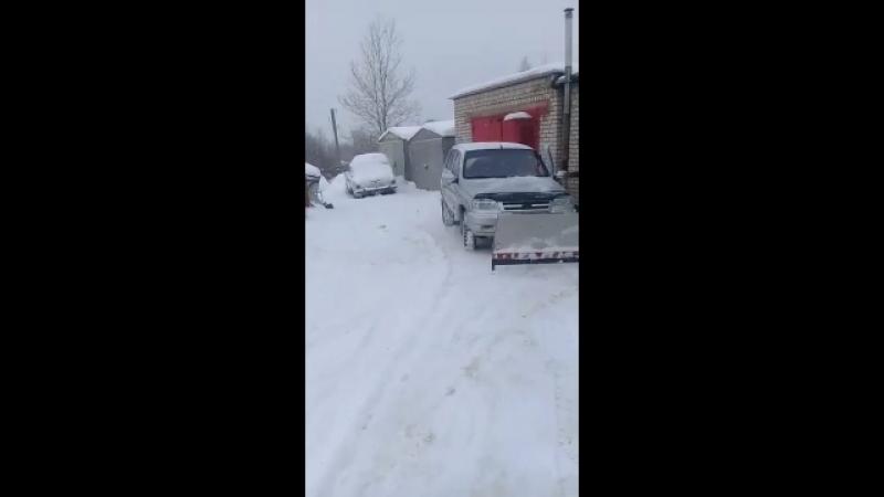 шнива трактор