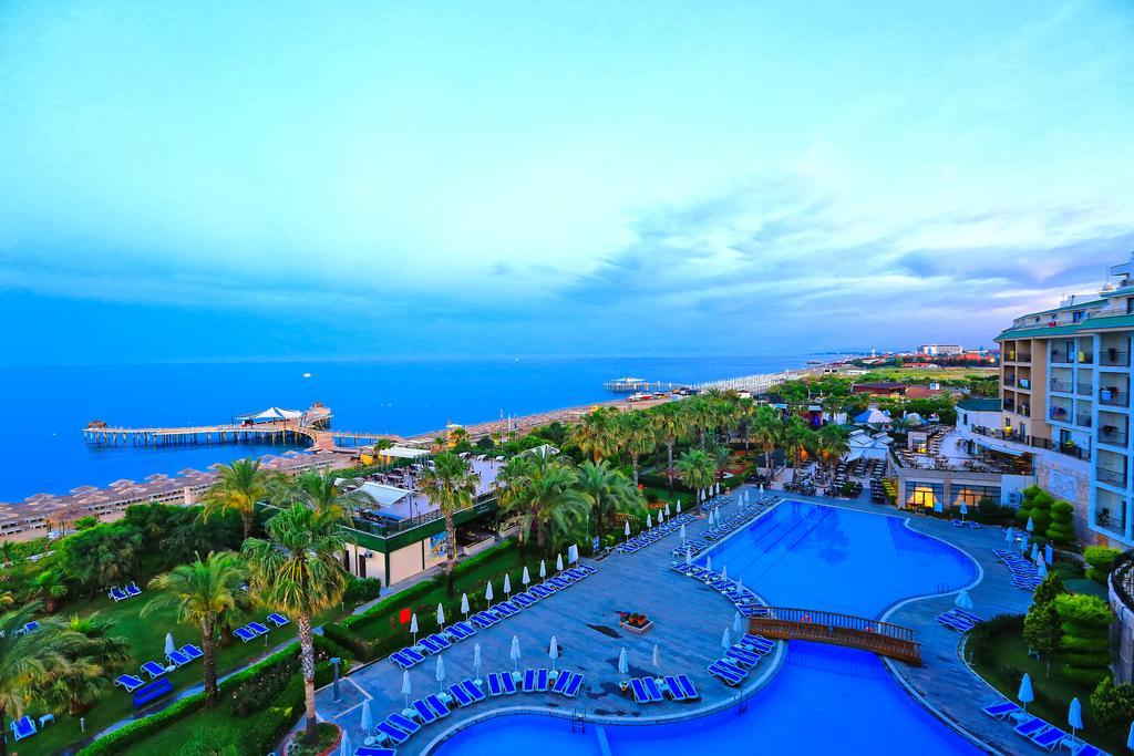 Турция, Сиде на 8 дней, отель DELUXE 5* на Ультра Все Включено за 30113 руб. с человека!