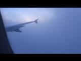влетая в облачка)