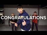 1Million dance studio Congratulations - Post Malone (ft. Quavo) / Jinwoo Yoon Choreography