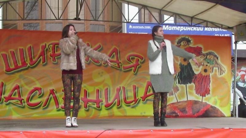 Печаль - река (Танова Камилла и Лика Мирошниченко)