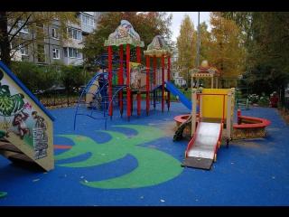 Рашид Нургалиев осмотрел детские площадки
