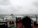 Шторм в балтийском море