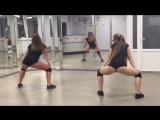 Choreography by Yana AkimovaTWERKD.Flyy and Mean Gene - White Girl Twerk