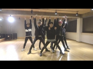 RAINZ - TURN IT UP (Dance Practice)