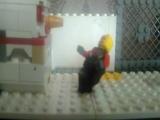 как побить снеговика (пародия LEGO)