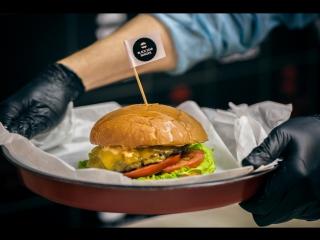 Президентский бургер от Тимати