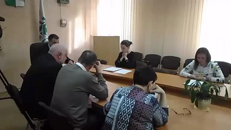 Публичные слушания по внесению изменений в Устав Ревды