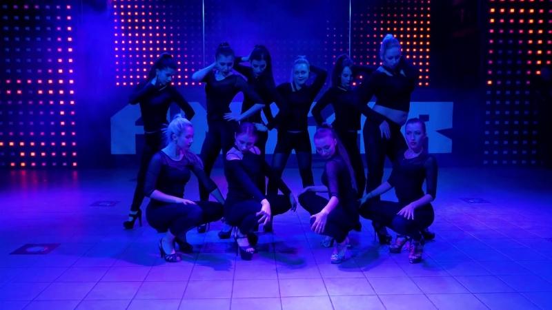 Отчётный концерт студии танца