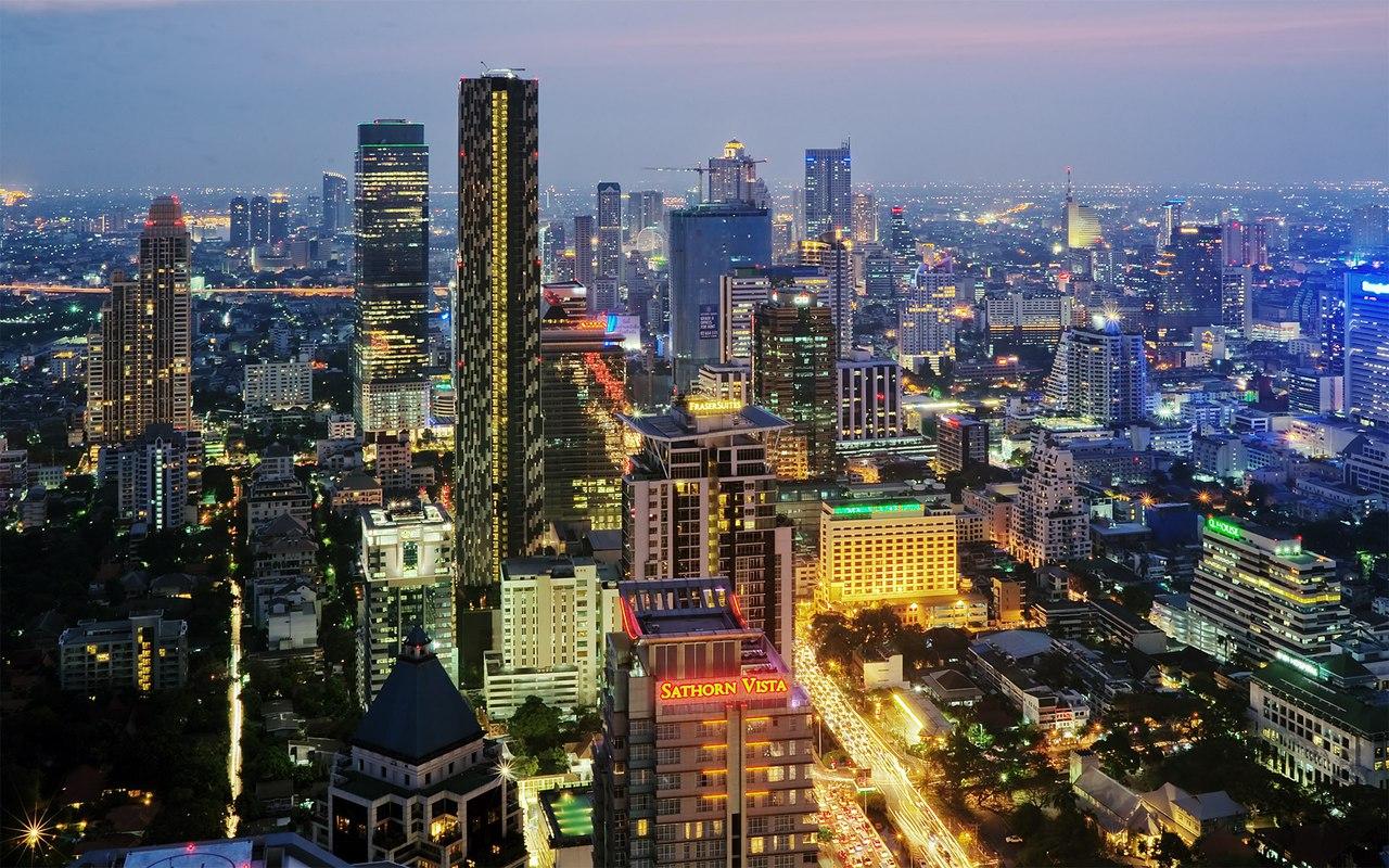 Таиланд, Бангкок на 10 дней за 27769 руб. с человека!