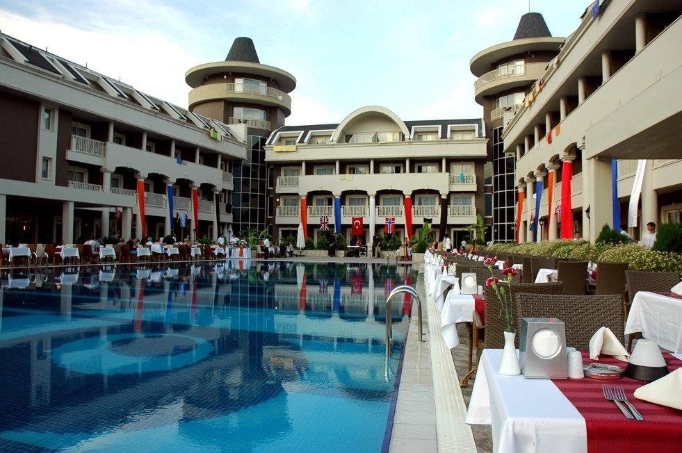 Турция, Кемер на 7 ночей, отель 5* на всё включено за 22290 руб. с человека!
