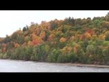 Осенние краски с борта