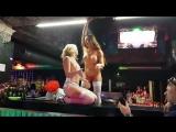 Ооо даа!!! Это Пепел, детка! Стриптиз шоу на барной стойке. Ночной Клуб Пепел. Ижевск