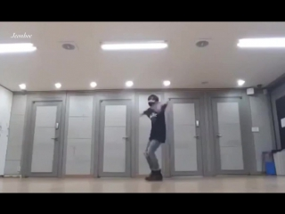Jungkook manolo dance