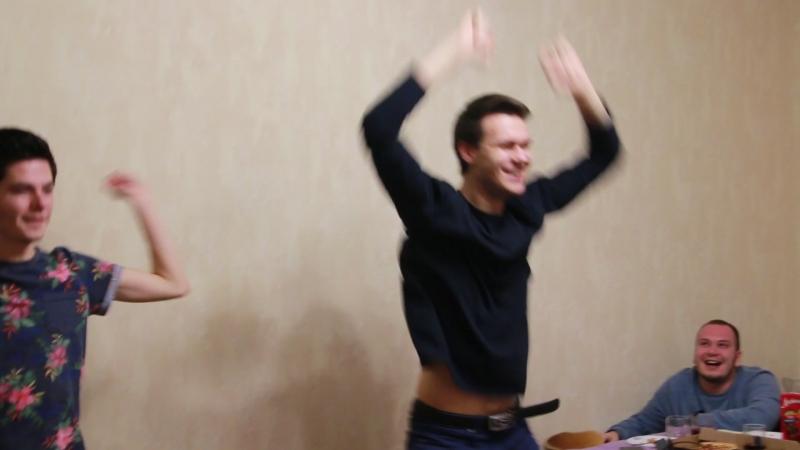 о чем танцуют мужчины