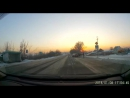 ДТП по ул. Яминской в Бийске 08.01.18