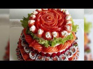 Как вам свадебный тортик