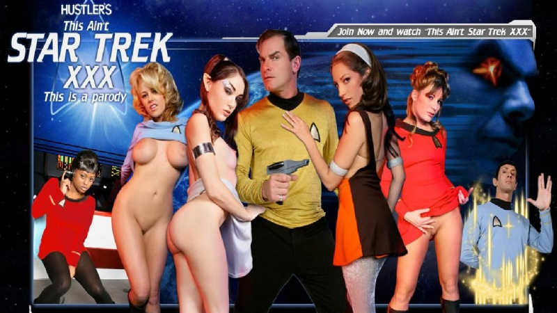 SEXONET Sasha Grey (slut hard sex nice tits brazzes порно porno) This Aint Star Trek