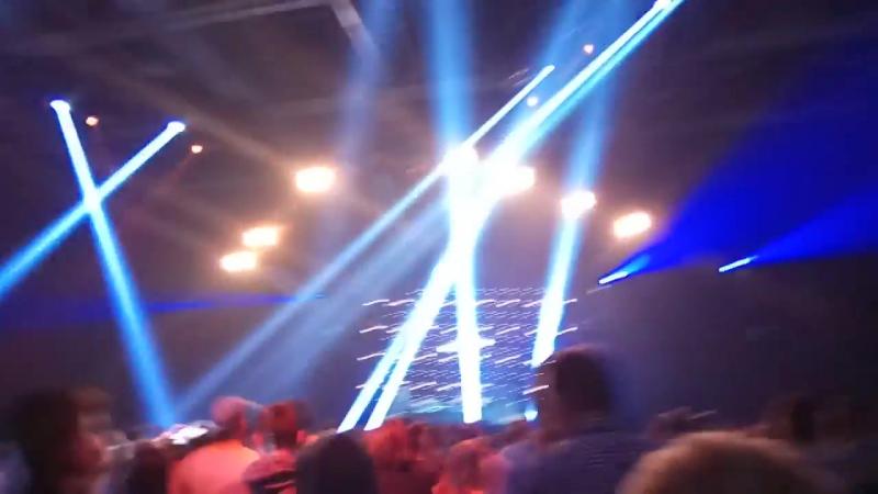 Jets Dance 2017.Cosmic Gate (Chicane Feat. Moya Brennan – Saltwater (Kryder Remix))