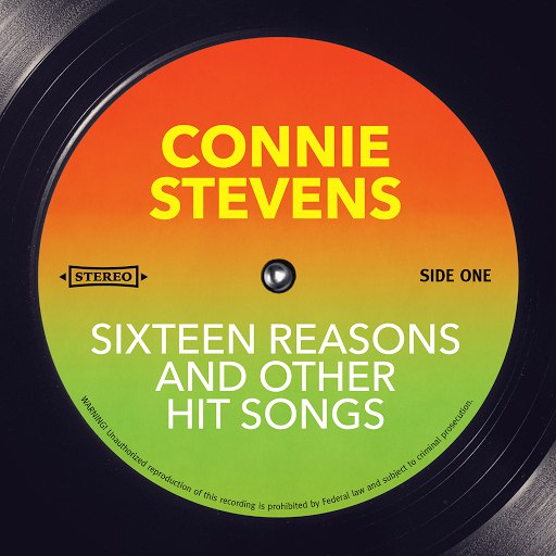 Connie Stevens альбом Sixteen Reasons and other Hit Songs