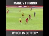 Мане или Фирмино? Чей гол лучше?