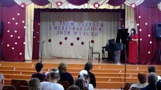 Венера Ульфанова  ученица 5 класса скрипки МБУДО Детской школы искусств Светского района Республики Крым (преподаватель Мустафае