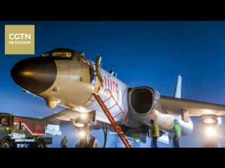 Новый китайский бомбардировщик Хун-6К прославился на всю страну благодаря своим уникальным техническим характеристикам