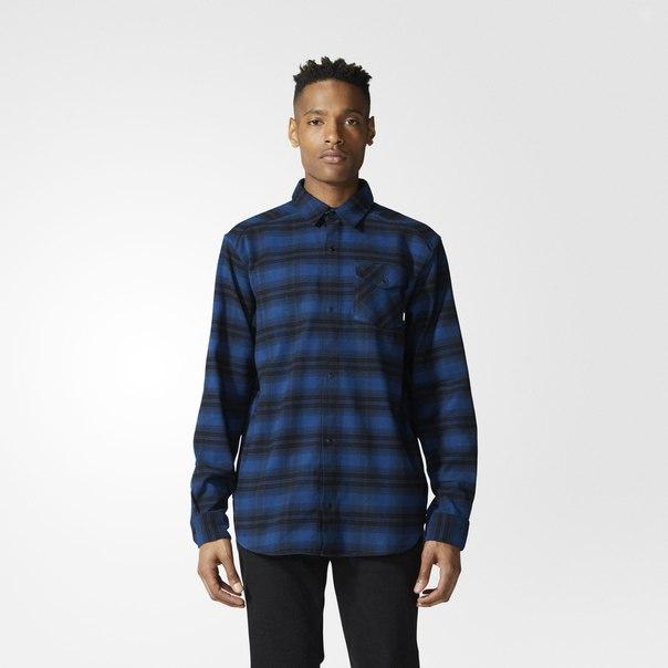 Рубашка Stretch Flannel