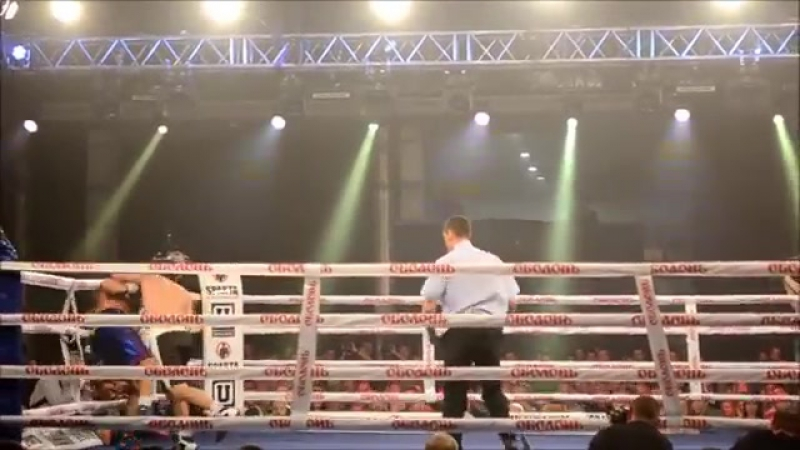 Повернення на ринг екс-чемпіона світу з профі-боксу Віктора Постола із Броварщини