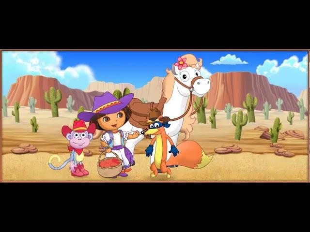 Даша путешественница Игра Даша и Пони