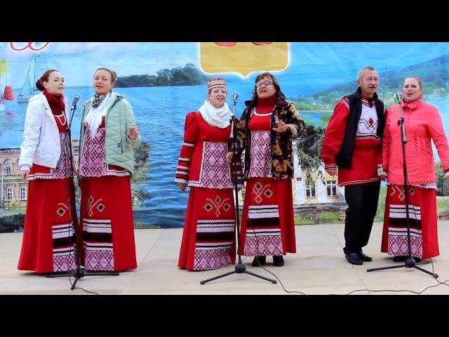 Волжское раздолье - Эх, село моё родное (23. 09. 2017)
