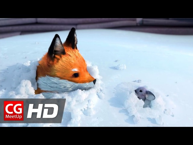 CGI Animated Short Film The Short Story of a Fox and a Mouse by ESMA CGMeetup