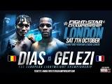 FIGHTSTAR CHAMPIONSHIP 12 Hascen Gelezi vs. Umberto Dias