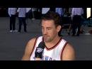 Nick Collison Interview   2018 Thunder Media Day  Sep 25 2017  2017 18 NBA Season