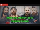 WWE No Mercy 2017 Raw Tag Team Championship Seth Rollins &amp Dean Ambrose vs Cesaro &amp Sheamus WWE 2K17