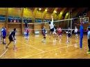 22.10.2017 Талалихино и Олимп 1 партия волейболчехов волейбол Чехов volleyball-chehov