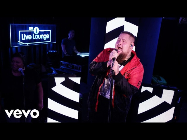 Rag'N'Bone Man - Gimme Shelter (The Rolling Stones cover) in the Live Lounge