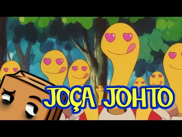 Falando Filler: Joça Johto (1) - Daycare, Drogas e Pokémon