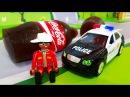 Мультики про машинки. Полицейская машинка в мультике – Желейная Кока Кола. Муль ...
