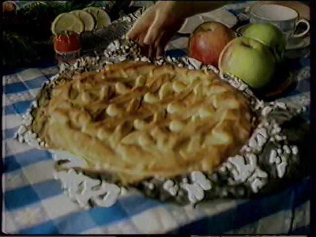 Рекламный блок и анонс сериала Чёрная комната ОРТ 14 10 2000