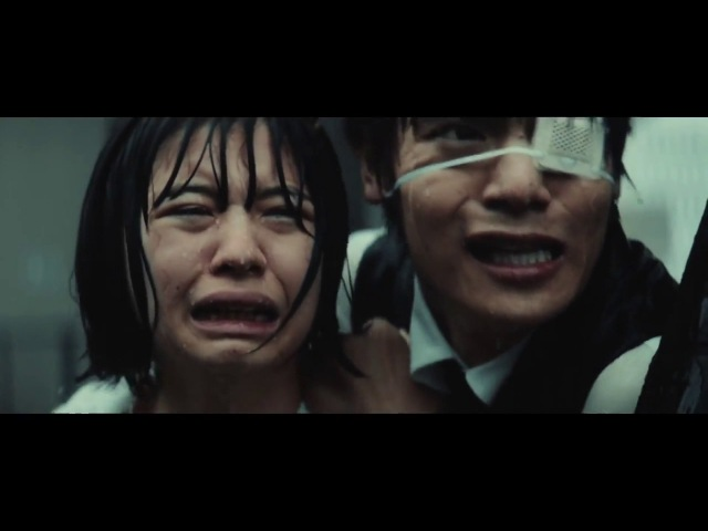 Токийский гуль - Трейлер (2017)