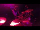 Ben Koller All Pigs Must Die drum cam full set
