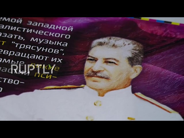 Russia: Calendar with Stalin quotes and photos gets 1,000 pre-orders for 2018