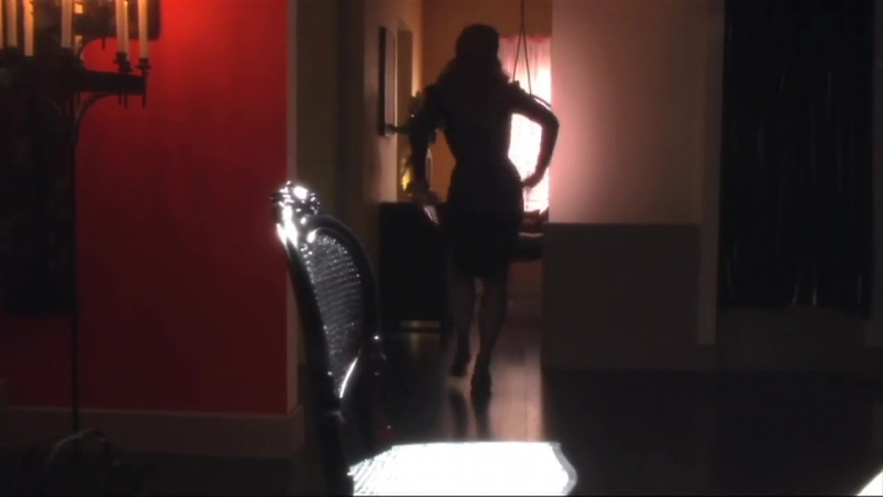Belle Makes Sex Slave Lick Toilet Clean - Secret Diary of a Call Girl