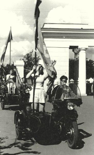 79 лет назад, 24 июля, в Вологде был открыт стадион «Динамо»