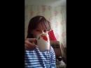 чаёк с молоком