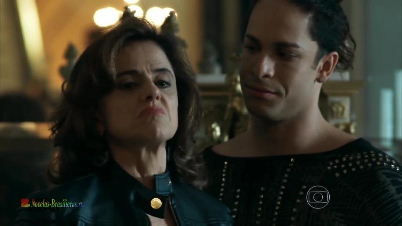 Тайные истины - 58 серия [novelas-brasilieras Alternative Production]