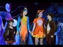 Вероника Устимова, Анна Кузнецова и Илья Парфенов - Новый Год Цирковое шоу Новый Год в Зазеркалье