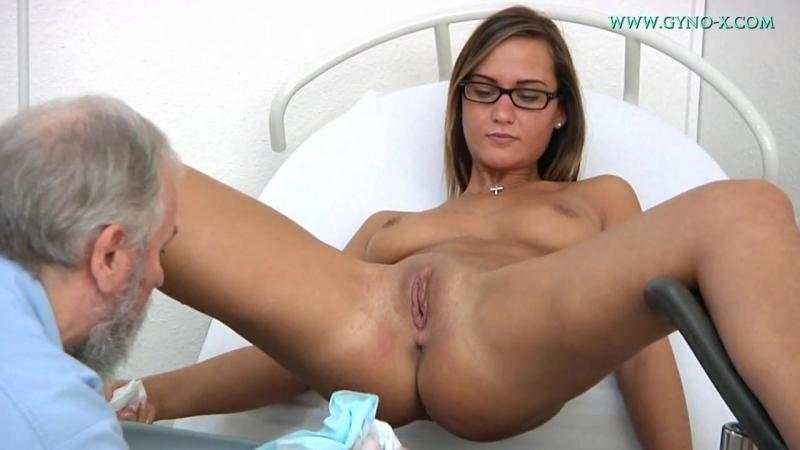 Gyno-X - Naomi Bennet [Medical Fetish, Anal, Hardcore, Toys, Piss, Gyno Exam, Pissing, Masturbation]