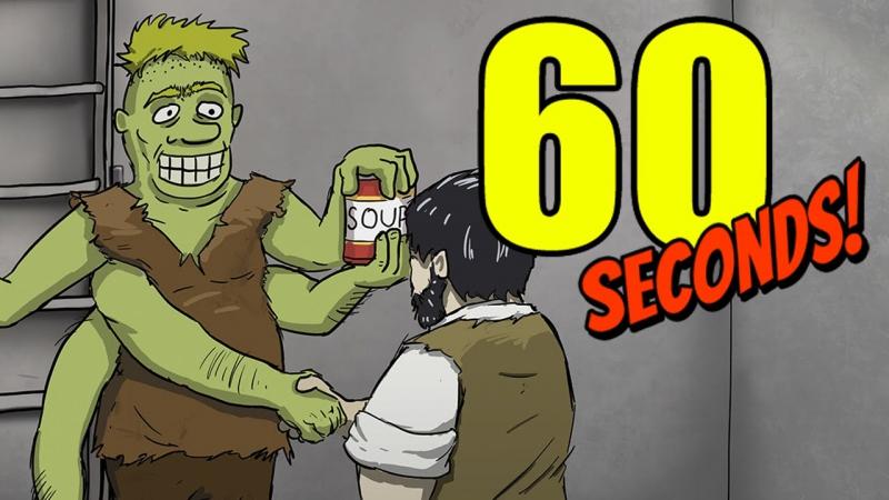 TheBrainDit 60 Seconds - Мутант и Инквизиция! 10 (Full HD 1080)
